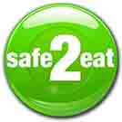 Safe2Eat Logo